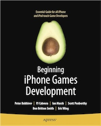 Beginning iPhone Games Development cover